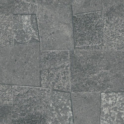 Roman Mosaik grey | Planchas de madera | Pfleiderer