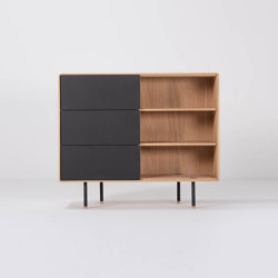 Fina dresser | 118 - with drawers | Aparadores | Gazzda