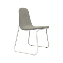 Siren chair S01 Sled frame | Chairs | Bogaerts Label