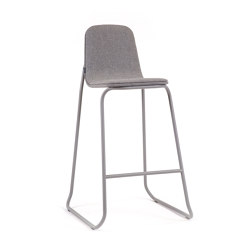 Siren bar stool S04 75cm   Bar stools   Bogaerts Label