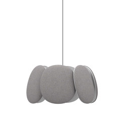 Blossom acoustic pendant lamp S | Suspended lights | Bogaerts Label