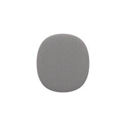 Blossom acoustic wall panel 02   Sound absorbing wall systems   Bogaerts Label