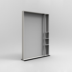 DRESSWALL Health | Freestanding Accessories | Privacy screen | Dresswall