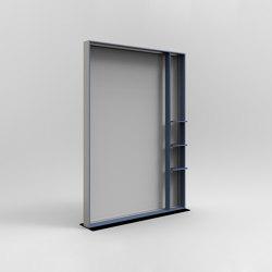 DRESSWALL Health | Freestanding Accessories | Privacy screen | Dresswall