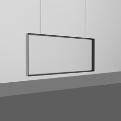 DRESSWALL Health | Suspension Horizontal | Suspended divider | Dresswall