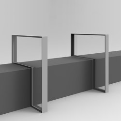 DRESSWALL Health | Table Stand L | Privacy screen | Dresswall