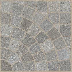 Aurelia Grigio | Arco Bianco H20 | Lastre ceramica | Rondine