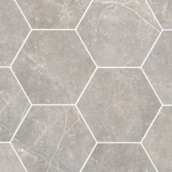 Canova Carnico | Esagona | Ceramic mosaics | Rondine