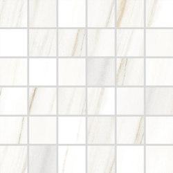 Canova Lasa | White Mosaico | Mosaici ceramica | Rondine