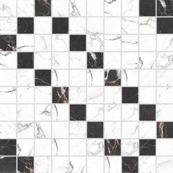 Canova Mosaico B&W 02 | Mosaicos de cerámica | Rondine