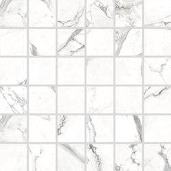 Canova Statuario | Mosaico | Ceramic mosaics | Rondine
