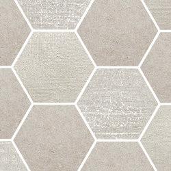 Loft Beige | Esagona | Ceramic mosaics | Rondine