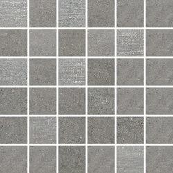 Loft Grey | Mosaico | Ceramic mosaics | Rondine
