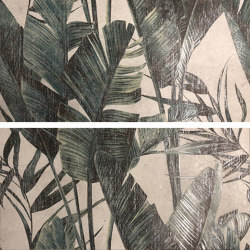 Loft Jungle | Cold | Ceramic tiles | Rondine