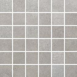 Loft Light Grey | Mosaico | Ceramic mosaics | Rondine