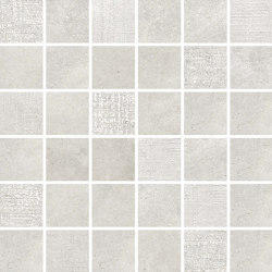 Loft White | Mosaico | Mosaici ceramica | Rondine