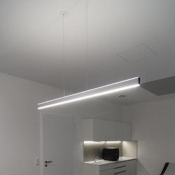 Doppio Linea | Suspended lights | Sattler