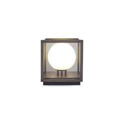 Pearl | Table Light 1 - Bronze | Lampade tavolo | J. Adams & Co