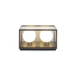 Pearl | Table Light 2 - Bronze | Table lights | J. Adams & Co