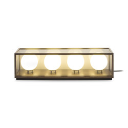 Pearl | Table Light 4 - Bronze | Table lights | J. Adams & Co