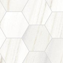 Canova Lasa | White | Ceramic mosaics | Rondine