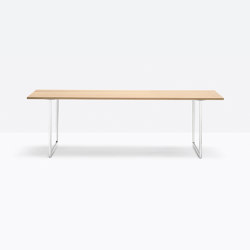 Toa | Dining tables | PEDRALI