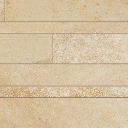 Cornerstone Alpen Bavaria Stone Listelli Sfalsati | Mosaïques céramique | EMILGROUP