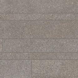 Dotcom Listelli Sfalsati Mud | Ceramic mosaics | EMILGROUP
