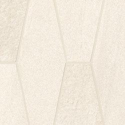 Elegance Mosaico Mix Exagon Ivory | Ceramic mosaics | EMILGROUP