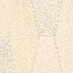 Elegance Mosaico Mix Exagon Beige | Ceramic mosaics | EMILGROUP
