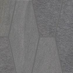 Elegance Mosaico Mix Exagon Grey | Ceramic mosaics | EMILGROUP