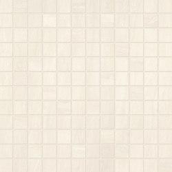 Elegance Mosaico Square Mix Ivory | Ceramic mosaics | EMILGROUP