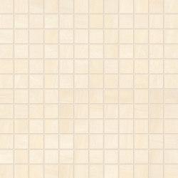 Elegance Mosaico Square Mix Beige | Ceramic mosaics | EMILGROUP