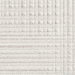 Eureka Decoro Tartan Losanga Bianco | Baldosas de cerámica | EMILGROUP