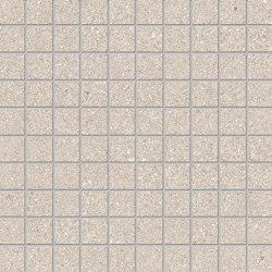 Grainstone Mosaico 3x3 Sand | Ceramic mosaics | EMILGROUP