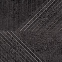 No Code Legno Nero Arrow Laccato | Piastrelle ceramica | EMILGROUP