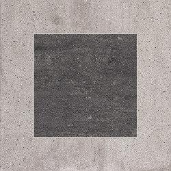 On Square Decor Cemento/Lavagna   Ceramic tiles   EMILGROUP
