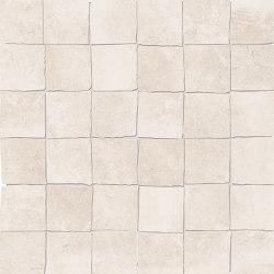 Petra Mosaico 5x5 White | Ceramic mosaics | EMILGROUP