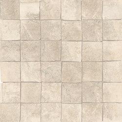 Petra Mosaico 5x5 Beige | Ceramic mosaics | EMILGROUP