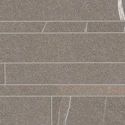 Piase Listelli Sfalsati Spazzolata | Keramik Mosaike | EMILGROUP