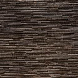 Provoak Decoro Woodcut Nero Bruciato | Ceramic tiles | EMILGROUP