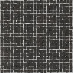 Q-Stone Minimal Mosiaco 5x5 Night | Mosaici ceramica | EMILGROUP
