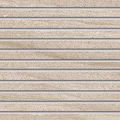 Stone Project Mosaico Squadro Falda Sand | Keramik Mosaike | EMILGROUP