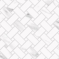 Tele di Marmo Decoro Intrecci Staturario Michelangelo | Ceramic mosaics | EMILGROUP