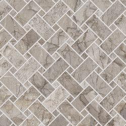 Tele di Marmo Decoro Intrecci Breccia Braque | Ceramic mosaics | EMILGROUP