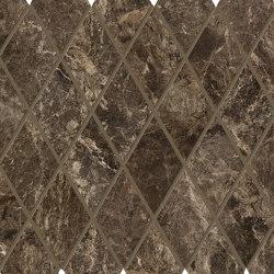 Tele di Marmo Mosaico 5X5 Frappuccino Pollok | Ceramic mosaics | EMILGROUP