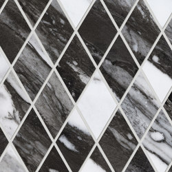 Tele di Marmo Mosaico 5X5 Calacatta Renoir | Mosaicos de cerámica | EMILGROUP