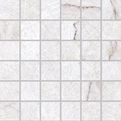 Tele di Marmo Reloaded Mosaico QUARZO MOSAICO 5x5 | Ceramic mosaics | EMILGROUP