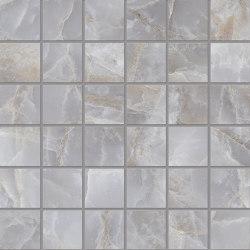 Tele di Marmo Reloaded Mosaico Onice Klimt 5x5 | Ceramic mosaics | EMILGROUP