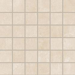 Tele di Marmo Reloaded Mosaico Marfil Ordonez 5x5 | Ceramic mosaics | EMILGROUP